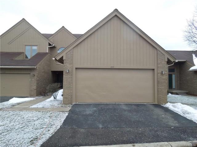 6141 Westbrooke Drive, West Bloomfield Twp, MI 48322 (#218023545) :: Duneske Real Estate Advisors
