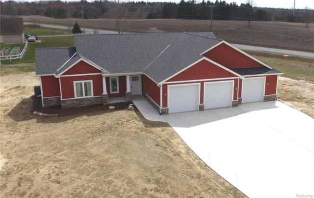 30 Castlewood Drive, Howell, MI 48855 (MLS #218023634) :: The Toth Team