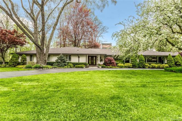 710 Kennebec Court, Bloomfield Hills, MI 48304 (#218023808) :: RE/MAX Classic