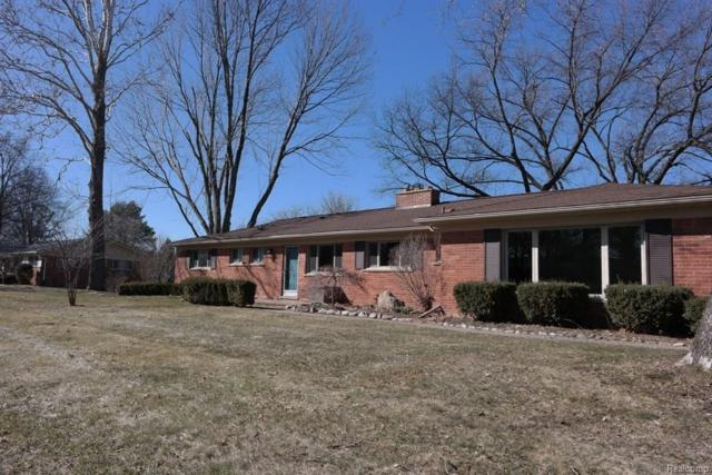971 S Reading Road, Bloomfield Twp, MI 48304 (#218024068) :: RE/MAX Vision