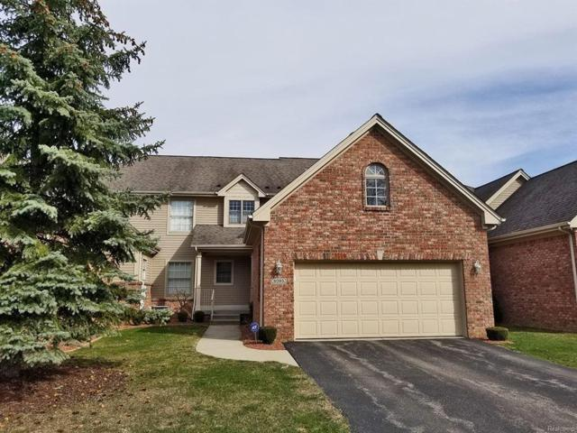 8095 Woodstone, Grand Blanc Twp, MI 48439 (#50100000237) :: Duneske Real Estate Advisors