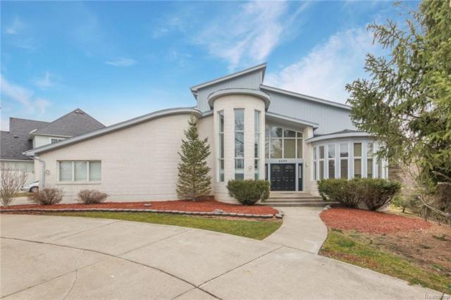 6499 Royal Pointe Drive, West Bloomfield Twp, MI 48322 (#218024953) :: Duneske Real Estate Advisors