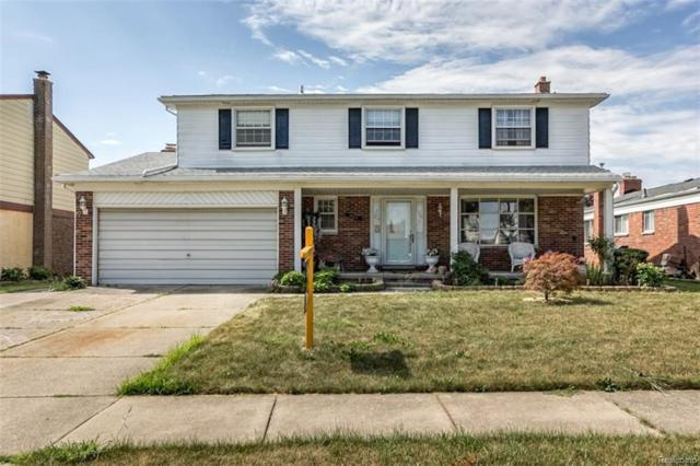 4178 Mahogany Drive, Sterling Heights, MI 48310 (#218024981) :: RE/MAX Classic