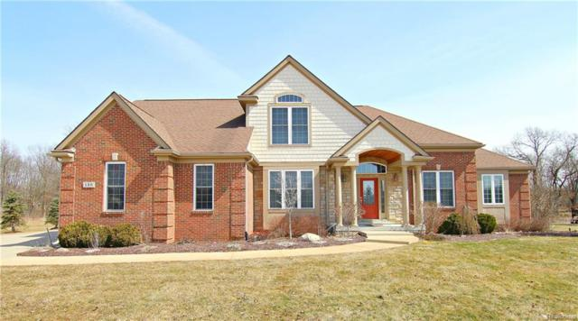 139 E Auburn Trail, Brighton Twp, MI 48114 (MLS #218026265) :: The Toth Team