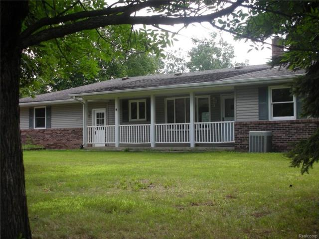 3187 Hired Hand Drive, Mayfield Twp, MI 48446 (#218026433) :: Duneske Real Estate Advisors