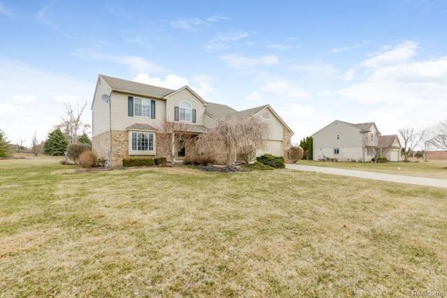 9022 N Pheasant Ridge Lane, York Twp, MI 48176 (#543255379) :: Duneske Real Estate Advisors