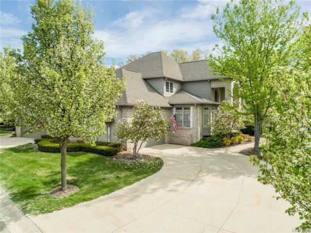 6482 Enclave Drive, Independence Twp, MI 48348 (#218026967) :: Duneske Real Estate Advisors