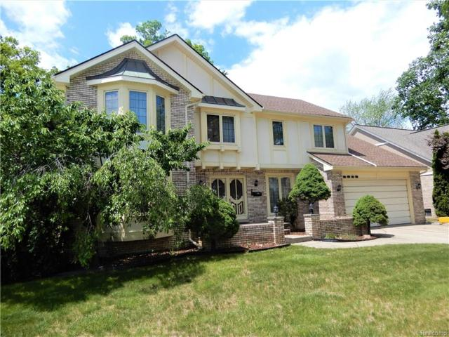 6853 N Silvery Lane, Dearborn Heights, MI 48127 (#218027410) :: RE/MAX Classic