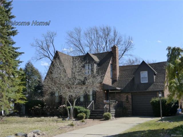 716 Woodlawn Avenue, Royal Oak, MI 48073 (#218028509) :: Duneske Real Estate Advisors