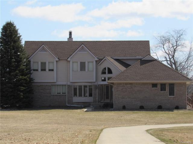 1740 Rowe Road, Highland Twp, MI 48380 (#218028967) :: Duneske Real Estate Advisors