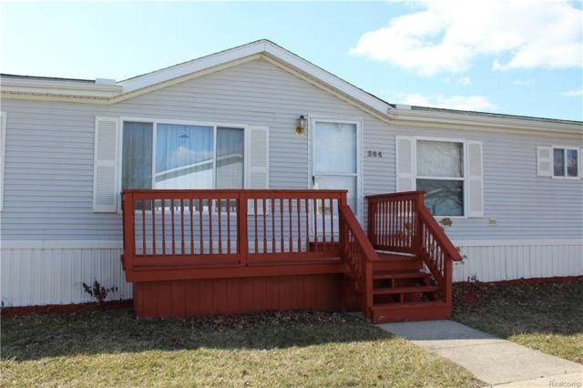 2500 Mann Road, Independence Twp, MI 48346 (MLS #218029294) :: The Toth Team