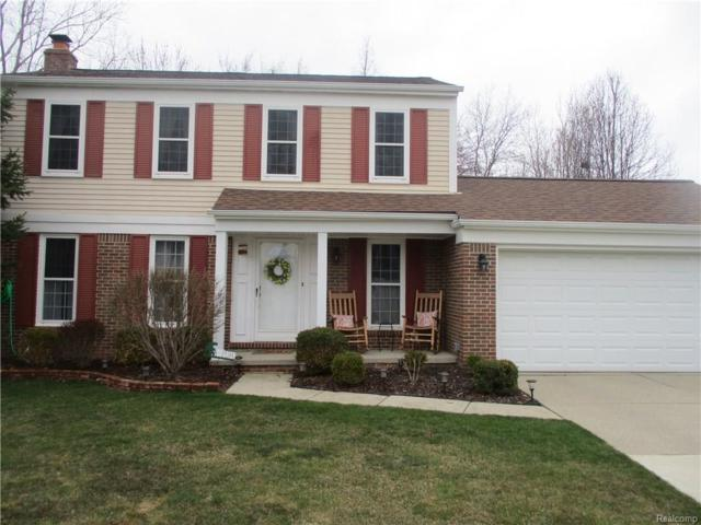 45234 Prestbury Road, Canton Twp, MI 48187 (MLS #218029600) :: The Toth Team