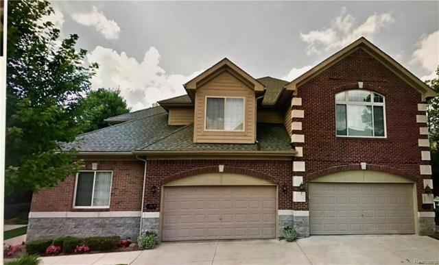 53091 Celtic, Shelby Twp, MI 48315 (MLS #218029695) :: The Toth Team