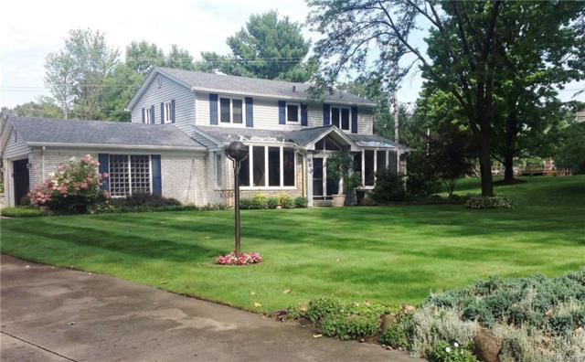 869 Allston Drive, Rochester Hills, MI 48309 (MLS #218029854) :: The Toth Team