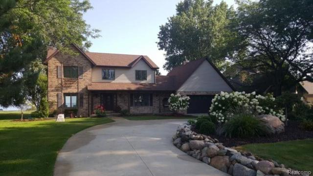 9870 N Shore Drive, Caseville Twp, MI 48755 (MLS #218030292) :: The Toth Team