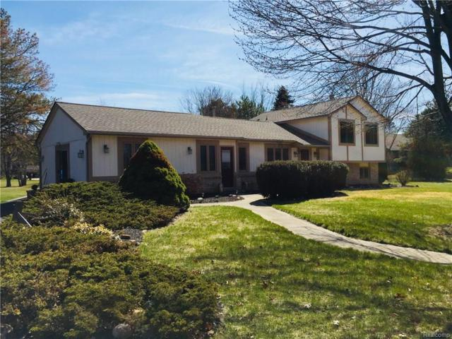 1248 White Lake Road, Highland Twp, MI 48356 (#218030652) :: RE/MAX Vision