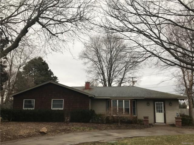 5554 Oak Park Drive, Independence Twp, MI 48346 (MLS #218031221) :: The Toth Team