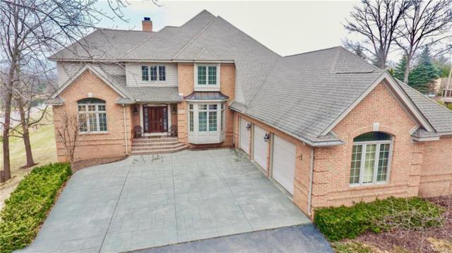 9936 Boulder Court, Springfield Twp, MI 48350 (#218031450) :: Duneske Real Estate Advisors