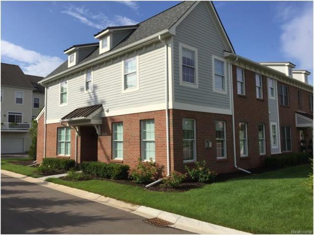 327 Daisy Square Parkway, Plymouth, MI 48170 (#218031673) :: Duneske Real Estate Advisors