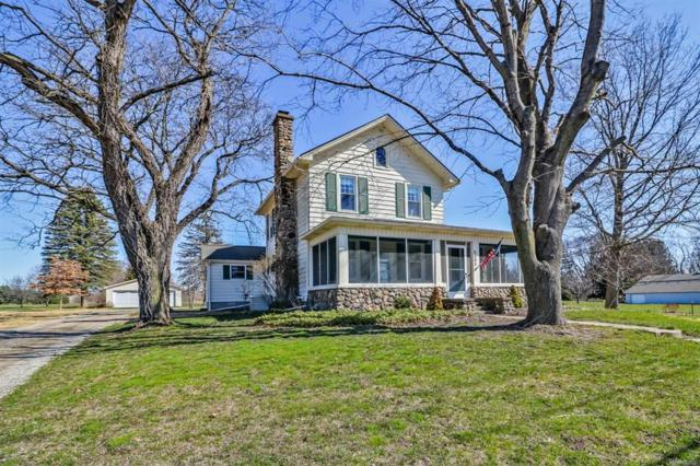 6005 Sibley Road, Chelsea, MI 48118 (MLS #543255946) :: The Toth Team