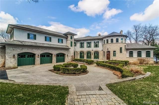 5010 Sherwell Drive, Waterford Twp, MI 48327 (#218033057) :: GK Real Estate Team