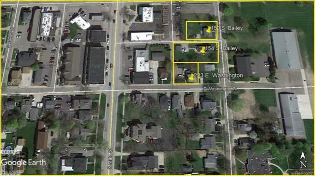 150 S Bailey, Romeo Vlg, MI 48065 (#58031345317) :: Duneske Real Estate Advisors