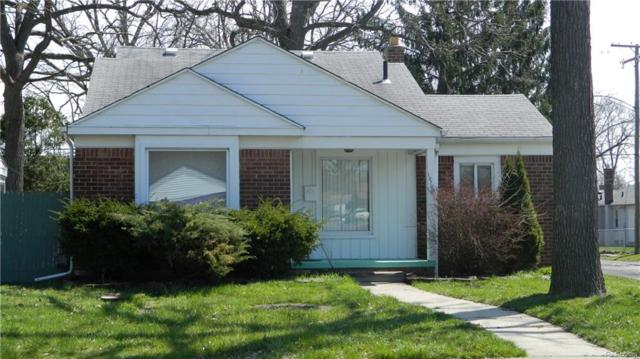19700 Sussex Street, Detroit, MI 48235 (MLS #218033898) :: The Toth Team
