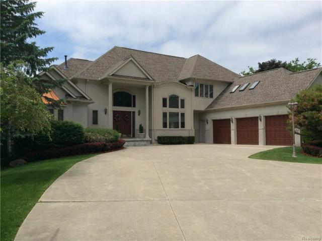 9732 Burning Tree Drive, Grand Blanc Twp, MI 48439 (#218034284) :: RE/MAX Classic