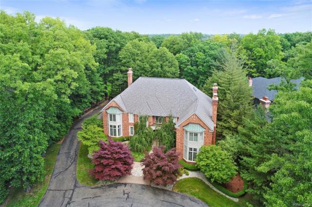 1750 Heron Ridge, Bloomfield Twp, MI 48302 (#218034687) :: The Buckley Jolley Real Estate Team