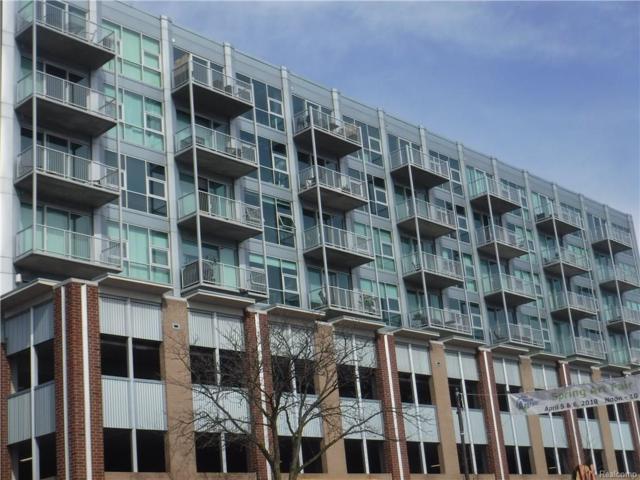 100 W 5Th Street #712, Royal Oak, MI 48067 (#218034806) :: Duneske Real Estate Advisors