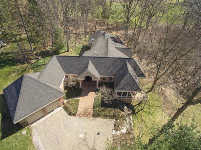 3080 Hunting Valley Drive, Ann Arbor, MI 48104 (#543256123) :: RE/MAX Vision