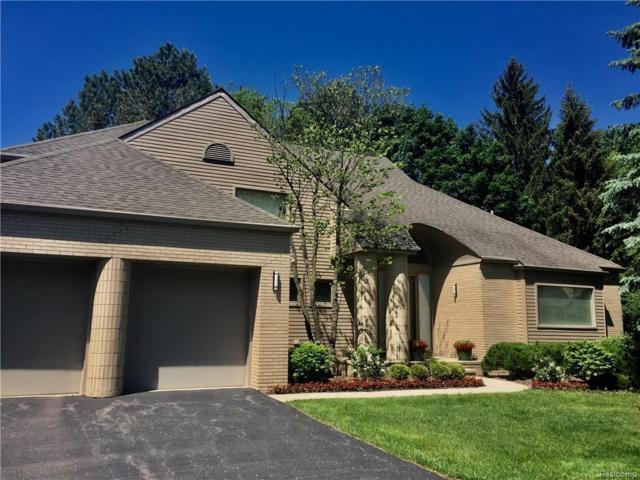 1621 Franklin Hills Drive, Bloomfield Twp, MI 48302 (#218035238) :: Duneske Real Estate Advisors