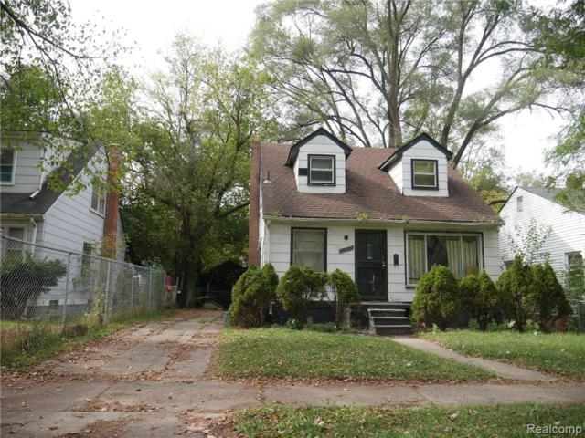 18425 Evergreen Road, Detroit, MI 48219 (MLS #218035332) :: The Toth Team
