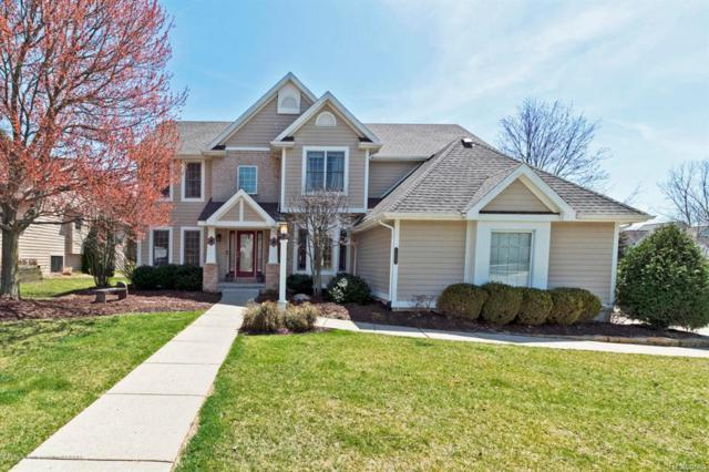 3557 Chippendale Drive, Meridian Charter Twp, MI 48864 (MLS #630000225474) :: The Toth Team