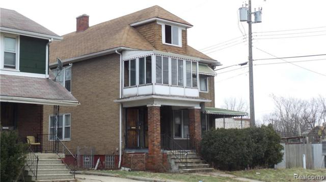 7226 American Street, Detroit, MI 48210 (MLS #218035838) :: The Toth Team
