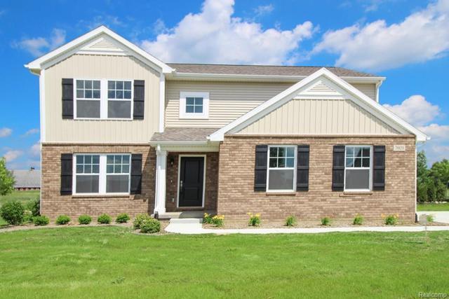 7021 Marigold Court, Grand Blanc Twp, MI 48439 (#218039339) :: The Buckley Jolley Real Estate Team