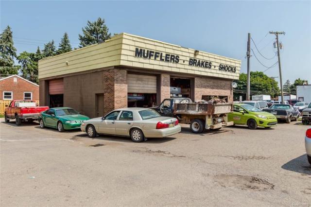 32216 Michigan Avenue, Wayne, MI 48184 (#218039349) :: The Mulvihill Group
