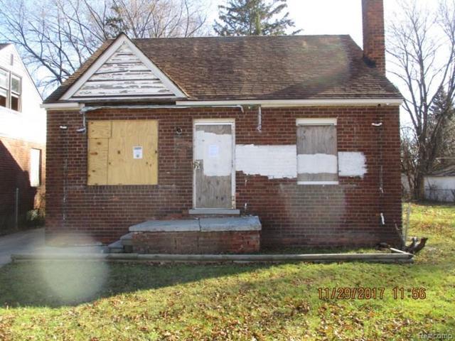 11696 Wayburn Street, Detroit, MI 48224 (#218039582) :: RE/MAX Classic