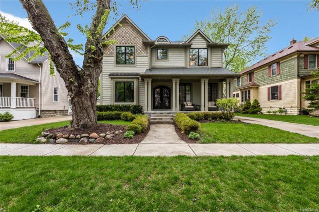 357 Ann Street, Plymouth, MI 48170 (#218039911) :: Duneske Real Estate Advisors