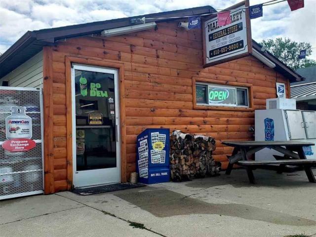 67 S Main St., Carsonville, MI 48419 (MLS #58031347149) :: The Toth Team
