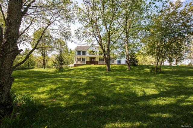 9475 Roberts Road, Iosco Twp, MI 48137 (#218040767) :: The Buckley Jolley Real Estate Team