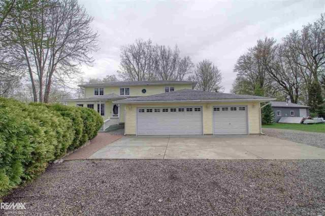 3857 Middle Channel, Clay Twp, MI 48028 (#58031347315) :: RE/MAX Nexus