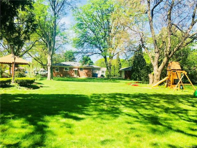 VACANT North 7501 Highview, Dearborn Heights, MI 48127 (#218041321) :: RE/MAX Classic
