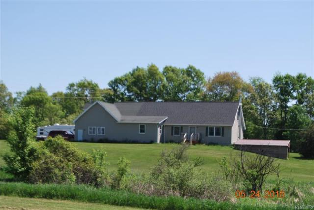 3300 Cemetery Road, Handy Twp, MI 48836 (#218041351) :: The Mulvihill Group