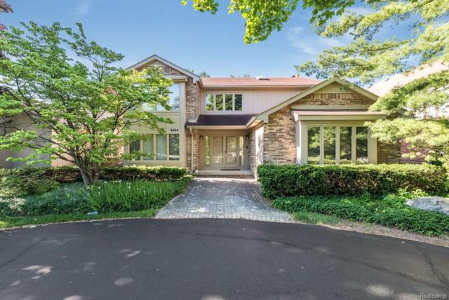 4229 Strathdale Lane, West Bloomfield Twp, MI 48323 (#218041596) :: RE/MAX Classic