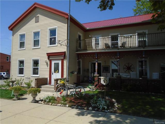 256 S Water Street, Marine City, MI 48039 (#218043210) :: RE/MAX Classic
