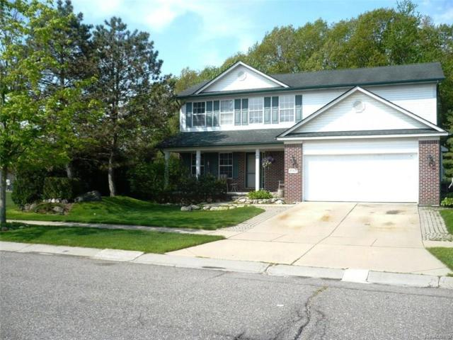 17352 Pennsylvania Heights Drive, Brownstown Twp, MI 48174 (#218043948) :: RE/MAX Classic