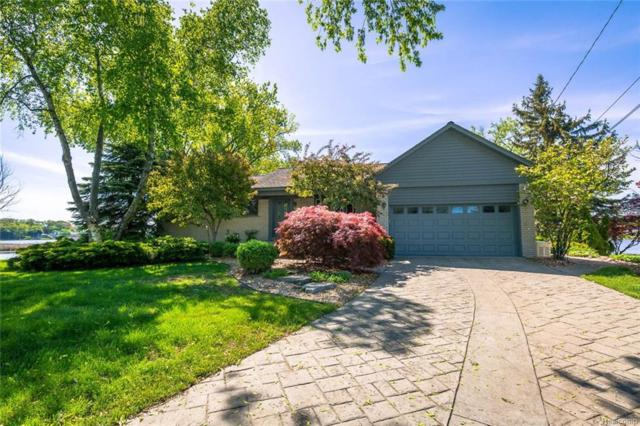 497 Beverly Island Drive, Waterford Twp, MI 48328 (MLS #218044077) :: The Toth Team