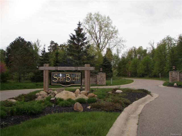 LOT 75 Trefoil Trail, Groveland Twp, MI 48094 (#218044263) :: The Buckley Jolley Real Estate Team