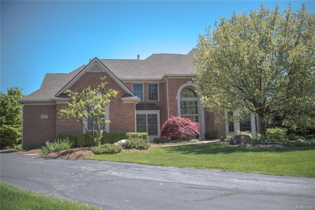 4477 Woodcliff Court, Oakland Twp, MI 48306 (#218044842) :: RE/MAX Classic